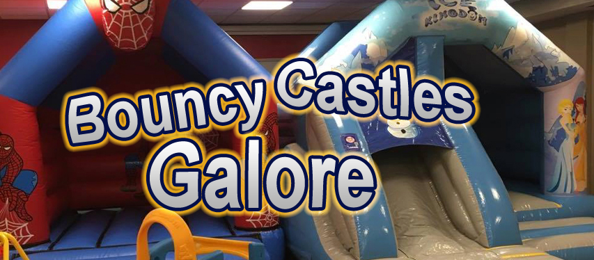 Bouncy Castles Galore