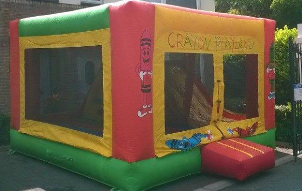 Crayola Combi Bouncy Castle