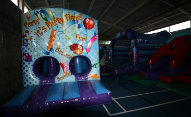 Fun Run Obstacle Course Hire