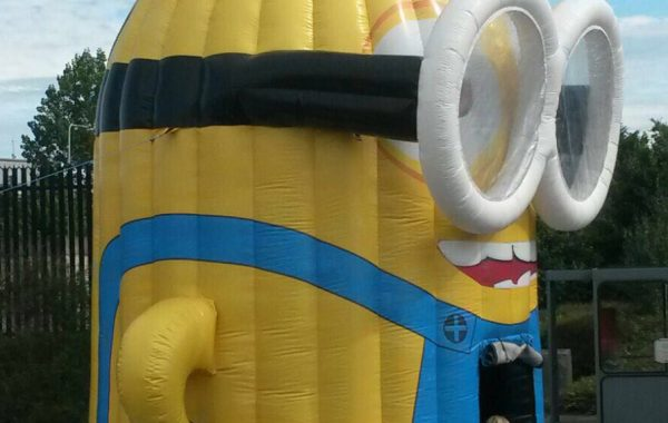 Minions Giant Disco Dome